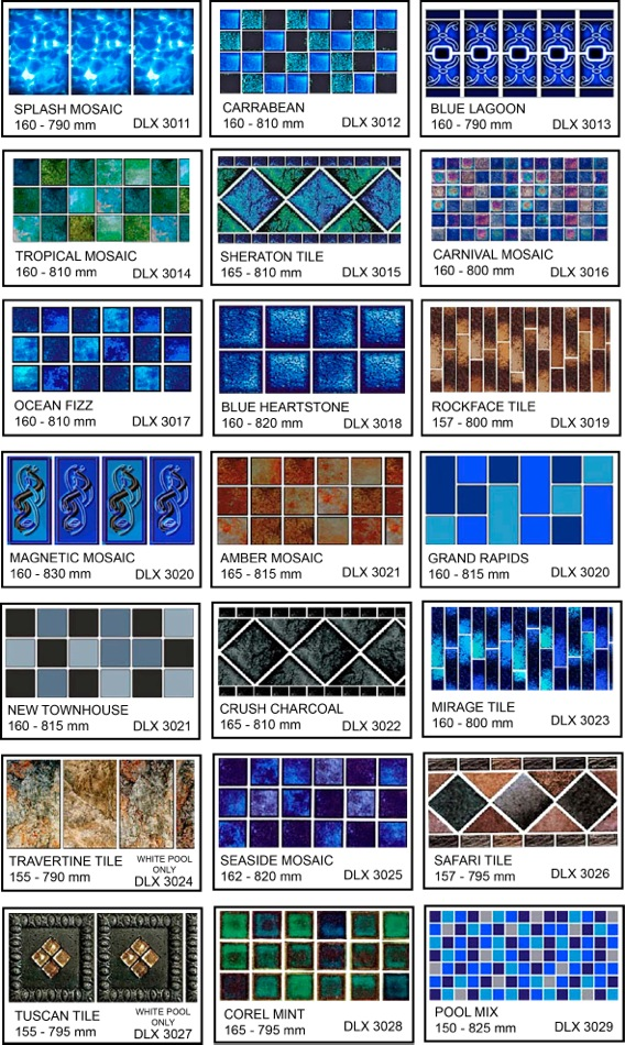 Luxury Mosaic Designs Specialists In Fibreglass Swimming