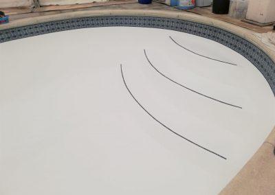 Fibreglass Lining Mosaics